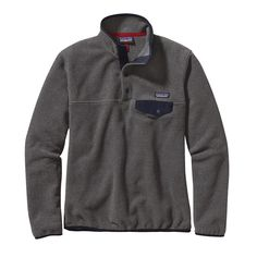 A classic pullover: the Patagonia Women's Synchilla® Lightweight Snap-T® provides everyday warmth and comfort with soft double-faced fleece.