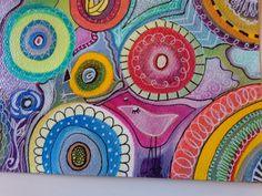 Original Watercolor Painting and Ink by HeatherMontgomeryArt, $27.00
