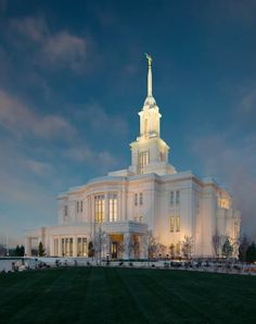 Official Photos: Inside the Payson Temple