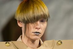 Wella Trend Vision • Borderline Beauty - Look 1-pin it by carden