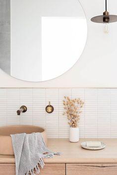 Cheap Home Decor Project Felix by Leer - Project Feature - Australian Coastal Architecture.Cheap Home Decor Project Felix by Leer - Project Feature - Australian Coastal Architecture Decor Inspiration, Bathroom Inspiration, Bathroom Ideas, Bathroom Inspo, Bathroom Trends, Decor Ideas, Budget Bathroom, Bath Ideas, Bathroom Designs