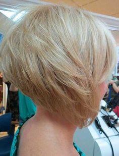 20 Graduated Bob Haircuts | Bob Hairstyles 2015 - Short Hairstyles for Women