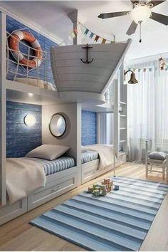 Sailors room