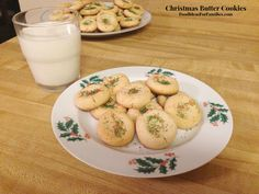 Holiday Baking: Butter Cookie Recipe Passed Down To Another Generation #recipe #HolidayButter #shop #cbias