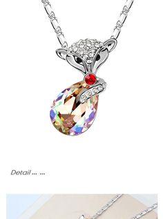 Fabriqué avec véritable SWAROVSKI Elements cristal pour SWAROVSKI 2015 9,92$