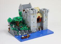 Waelras Castle - Main   by Sir Gillian