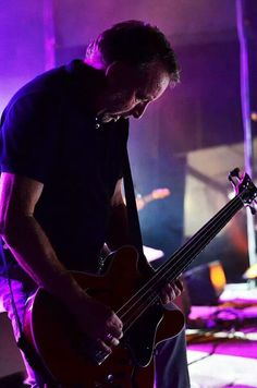 Peter Hook (bassist) from Joy Division, New Order & Peter Hook and the Light