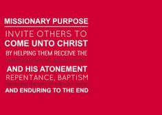 LDS Missionary printables. These are great!
