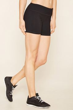 Active Stretch Knit Shorts