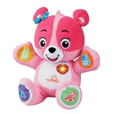 Cheap VTech Cora The Smart Cub Plush Toy Pink - Video Dailymotion e8ea4e326cf09