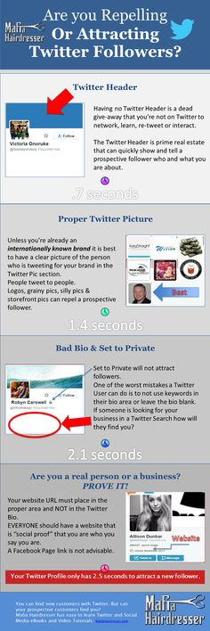 I find that many people sign on to Twitter without reading the directions then think it doesn't work for them. Twitter Tips here!