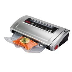 The perfect vacuum sealing system for home, fishing, caravanning or camping. With dual power operation it provides optimum flexibility, allowing the choice of either 12V DC power from your vehicle/portable battery or 240V AC power from your home.