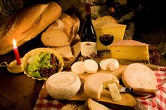 Reblochon et fromages des Aravis