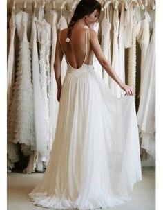 Robe de mariée princesse avec bretelle