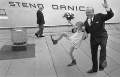 Lovely photo from the Stena Line archives 50th Anniversary, Fun, Hilarious