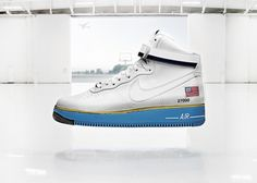 NIKE, Inc. - Introducing the Air Force 1 Presidential edition