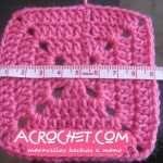 Un punto basico, sencillo y muy bonito   Blog Acrochet