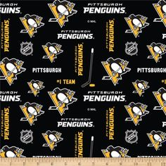 NHL Broadcloth Pittsburgh Penguins 6292817d8a2e