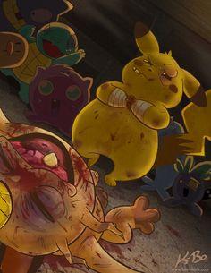 Pokemon Fight Club