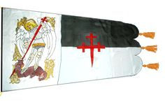Flag for the Company of St. Michael