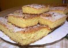 Kukorica málé recept foto Hungarian Recipes, Health Eating, Paleo Dessert, Healthy Sweets, Sweet Cakes, Potato Recipes, Vanilla Cake, Banana Bread, Deserts