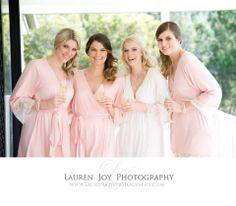 Bridesmaid Robes www.homebodii.com Celebrate your special pre wedding moments in homebodii bridal robes. Mia jersey robe and Savannah robes $69.00