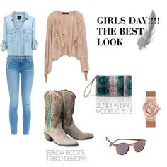 #Happyweekend! #SendraLooks With fall just around the corner the weekend is the perfect moment to shop and find the best looks for the new season. Perfect outfit with @sendra_boots for a full day touring the shops in town. #sendra #sendraboots #highquality #handmadeboots #madeinspain #loveboots #fashionboots #fashion #design #trend #look #streetstyle #style #outfit #ootd #outfitoftheday #bestoftheday #tgif #fridaylook