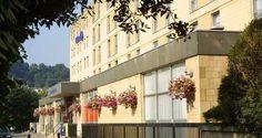 Hilton Bath City hotel; starting at $161