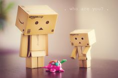 . who are you? . {P52} #6 Danbo