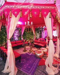 Indian Wedding Decorations, Curtains, Home Decor, Blinds, Decoration Home, Room Decor, Draping, Home Interior Design, Picture Window Treatments