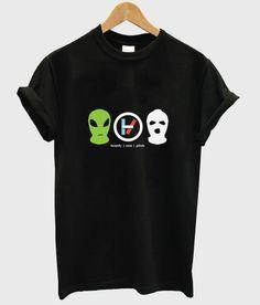 twenty one pilots Parody T shirt