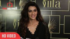 Kriti Sanon At IIFA VOTING Weekend 2017 IIFA Festival New York, 2017