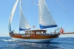 affordable #sailing gulet #charter ASKIM DENIZ sleeps 12 guests #aegean #sea #luxury #gulet #holidays just for you!