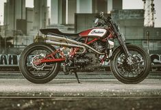 bcbba6265 Indian Motorcycles announced the production of an FT1200 American  Motorcycles, Indian Motorcycles, Flat Track