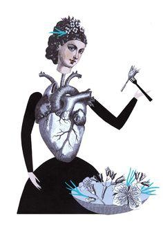 Editorial Illustration - Katie Ponder Illustration