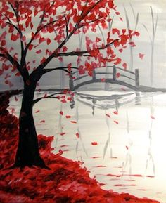 Paint Nite Portland | Jimmy The Greeks South Portland 10/01/2014. Can't wait to go!! I love this picture!