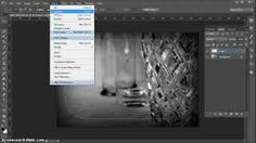 Adding a Vignette to an image in Photoshop