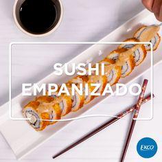Sushi Roll Recipes, Cucumber Recipes, Raw Food Recipes, Asian Recipes, Appetizer Recipes, Cooking Recipes, Healthy Recipes, Sushi Recipe Video, Sushi Time