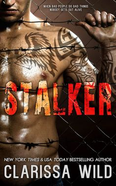 Monlatable Book Reviews: Stalker (Stalker #1) by Clarissa Wild