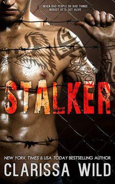 Stalker by Clarissa Wild Release Day Blitz #review #giveaway #tbe @WildClarissa Title: Stalker Author: Clarissa Wild Publication Date: June 16th, 2015 Genre: Dark Romance (18+) Fuck me once, I'll fuck ... , Paula , http://thebookenthusiast.net/stalker-by-clarissa-wild-release-day-blitz-review-giveaway-tbe-wildclarissa/ , #ClarissaWild #DarkRomance #killer #Stalker