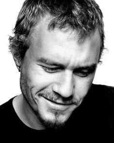 Heath Ledger by Platon