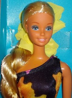 Barbie - Tropical Barbie, 1980s