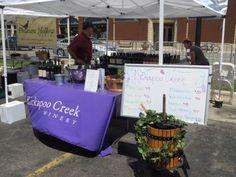 Kickapoo Creek Winery  https://www.facebook.com/KickapooCreekWinery?fref=ts