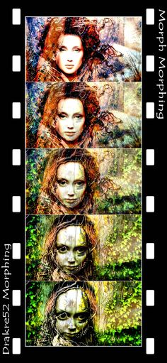 Morph Morphing II. This is a transition of 4 faces in one image. Music: Karpa. Morphing: Drakre52. Film: https://youtu.be/RQmvGUCoi2Y Album: https://plus.google.com/u/0/b/115112554268463328907/collection/gnPksB Album: https://nl.pinterest.com/Drakre52/morph-morphing/