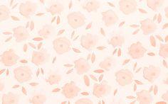 Pink floral tech wallpaper on LaurenConrad.com {via Jen B. Peters}