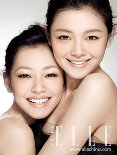I love Barbie Hsu, she has flawless complexion and endless elegance.