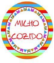 Tag Colorida + Badeirinhas Festa Junina