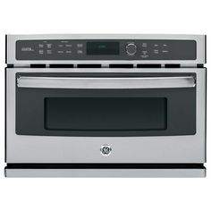 GE PSB9100SFSS Profile Advantium 27 Stainless Steel Electric Single Wall Oven  Convection  Speed Oven -- Amazon most trusted e-retailer #WallOven