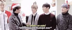 daejae rudolph part 2 ahh hahahahah omg