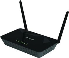 Netgear D1500 N300 WiFi Modem Router on October 10 2016. Check details and Buy Online, through PaisaOne.